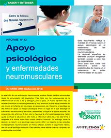 Apoyo psicologico y Enfermedades Neuromusculares