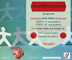 29 abril 2017 asamblea general asem galicia