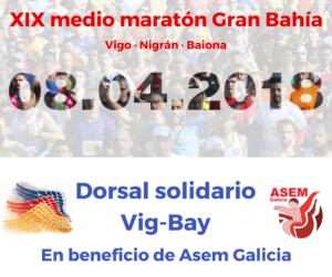 Dorsal solidario XIX Vig-Bay