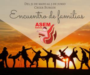 Encuentro de familias Asem Galicia