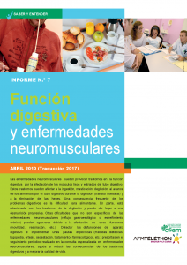 Función digestiva y enfermedades neuromusculares. Abre en una nueva ventana