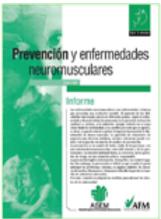 Prevención y Enfermedades Neuromusculares. Abre en una nueva ventana.