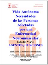 Vida Autónoma.Necesidades de las personas afectadas por una enfermedad neuromuscular. Estudio VAVI. AGENTES y FUNCIONES. Abre en una ventana nueva