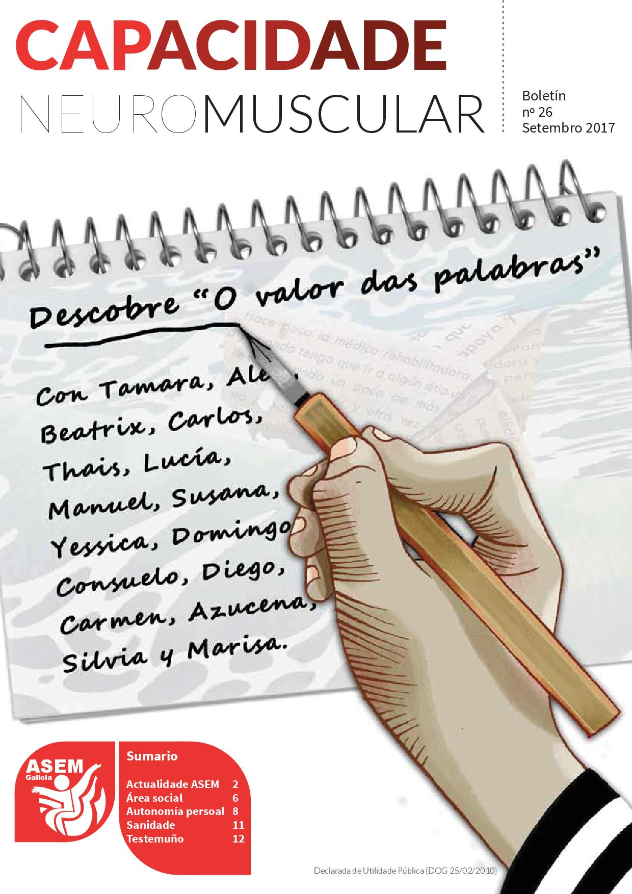 Boletín capacidade neuromusculara 26 Asem Galicia