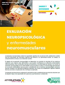 Evaluación Neuropsicológica y ENM.