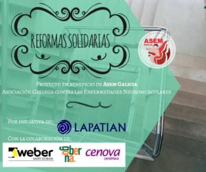 Proyecto reformas solidarias Asem Galicia
