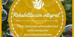 Rehabilitación integral menores Asem Galicia