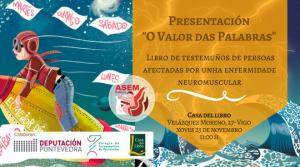Libro o valor das palabras Asem Galicia